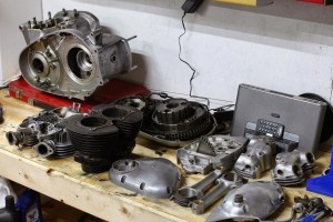 Triumph Bonneville Project Update