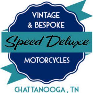 Speed Deluxe Sticker